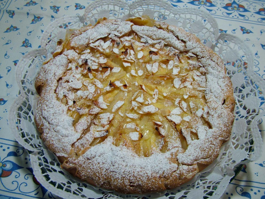crostata pere 5