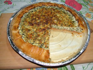 crostata ricotta stridoli 7