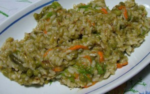risotto ortaggi primavera 9