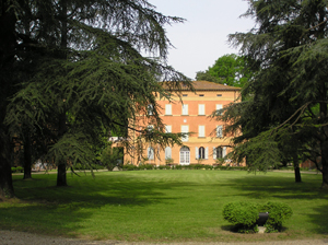 Villa Salina, Castel Maggiore